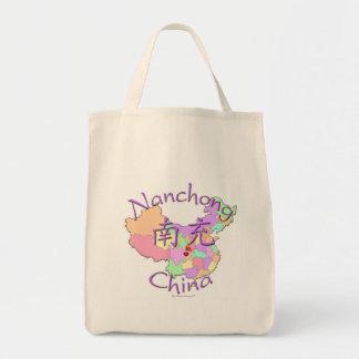 Nanchong China Tote Bag