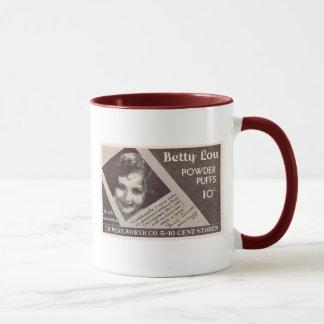 Nancy Carroll 1930 vintage magazine makeup ad mug