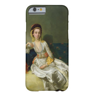 Nancy Parsons in Turkish Dress, c.1771 (oil on cop Barely There iPhone 6 Case