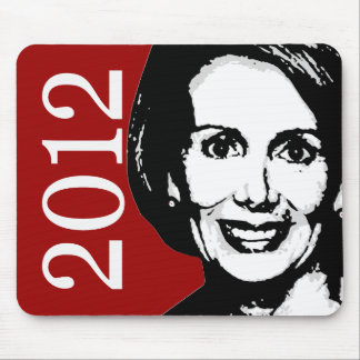 Nancy Pelosi 2012 Alfombrillas De Ratón
