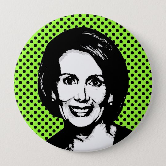 Nancy Pelosi 2 Button