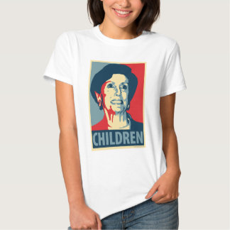 Nancy Pelosi - Children: OHP Ladies Top T Shirt