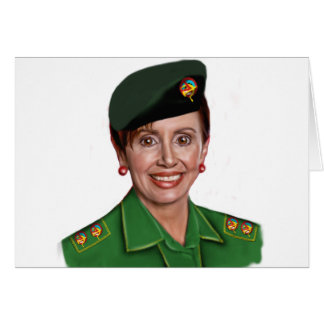 Nancy Pelosi -  Democrat Party's Baghdad Bob Card