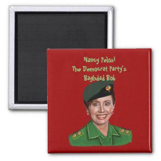 Nancy Pelosi -  Democrat Party's Baghdad Bob Magnet