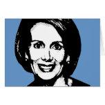 Nancy Pelosi Gear Greeting Card