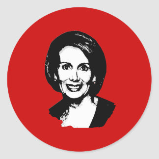 Nancy Pelosi Gear Stickers