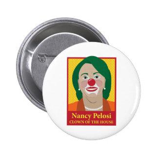Nancy Pelosi is a Clown Buttons