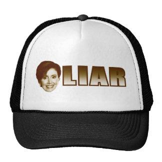 Nancy Pelosi is a Liar Trucker Hat