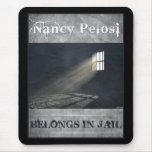 Nancy Pelosi Mouse Pad