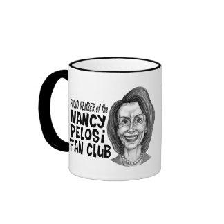 Nancy Pelosi Ringer Mug