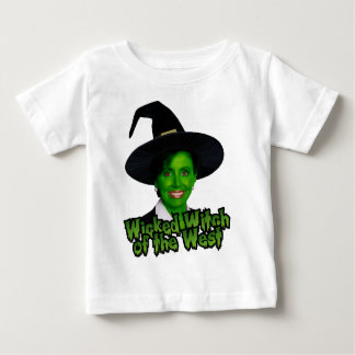 Nancy Pelosi Wicked Witch of the West Baby T-Shirt