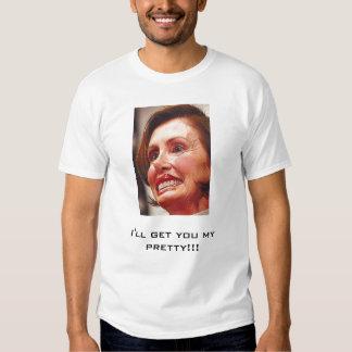 Nancy Pelosi-Wicked Witch T Shirt