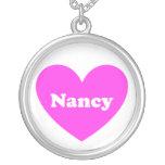Nancy Personalized Necklace