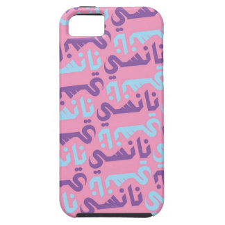 nancy pink and purple iPhone SE/5/5s case