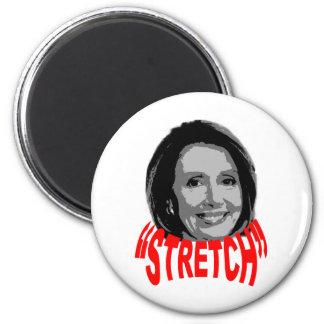 """Nancy """"Stretch"""" Pelosi Magnet"""