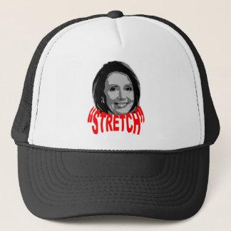 """Nancy """"Stretch"""" Pelosi Trucker Hat"""