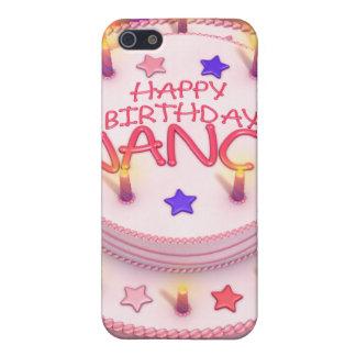 Nancy's Birthday Cake Case For iPhone 5