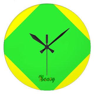 Nancy's wall clock