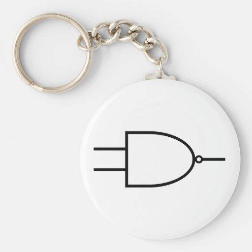Nand Gate Key Chain