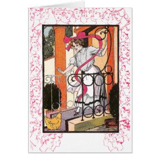 Nanda of the Royal Palace of Ev Card