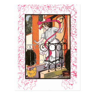 Nanda of the Royal Palace of Ev Postcard
