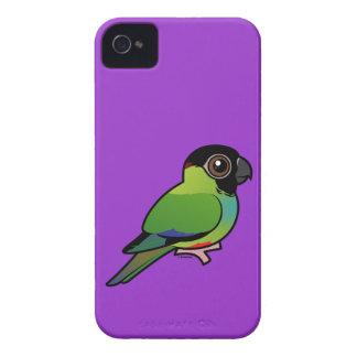 Nanday Conure iPhone 4 Carcasas