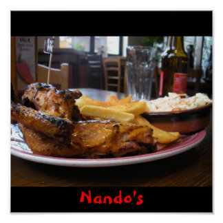 nando's, Nando's Print