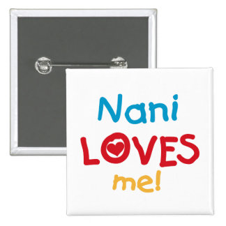 Nani me ama las camisetas y los regalos pin