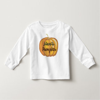 Nani's Pumpkin Toddler T-shirt