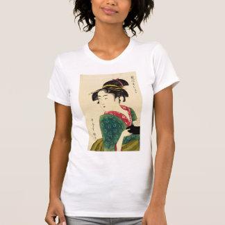 Naniwaya okita shirt