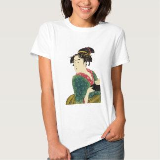 Naniwaya okita tee shirt