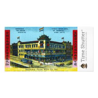 Nanking Fook Woh Co. Inc. Card