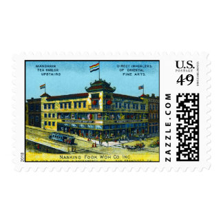 Nanking Fook Woh Co. Inc. Stamps