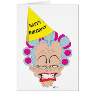 Nanna's Birthday Card