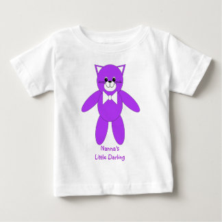 Nanna's Little Darling Baby T-Shirt