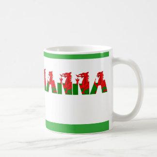 nannas welsh mug
