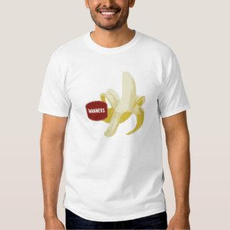 'NANNERS - Bananas - Crazy! T Shirt