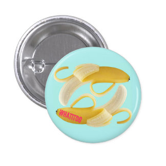 Nanners for You - Summer Luvin' Collection Pinback Button