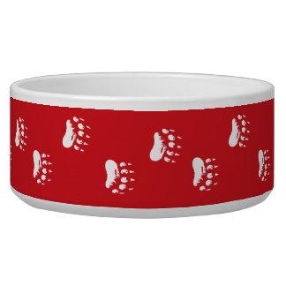 Nannup Tumai (Polar Bear Tracks) Bowl