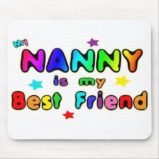 Nanny Best Friend Mousepad