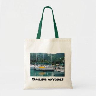Nanny Cay-Tortola- British Virgins Tote Bag
