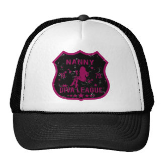 Nanny Diva League Trucker Hat
