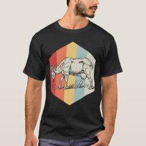 Nanny goat Polygon T-Shirt