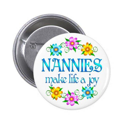 Nanny Joy Pin