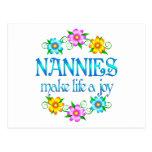 Nanny Joy Postcard
