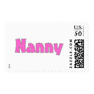 Nanny Postage