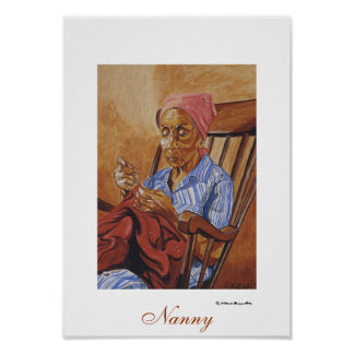 Nanny Poster