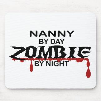 Nanny Zombie Mouse Pad