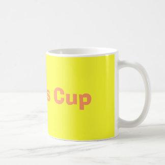 Nanny's Cup Classic White Coffee Mug