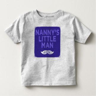 Nanny's Little Man Toddler T-shirt